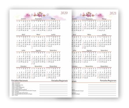 Atualização Calendário Planner Confeiteira