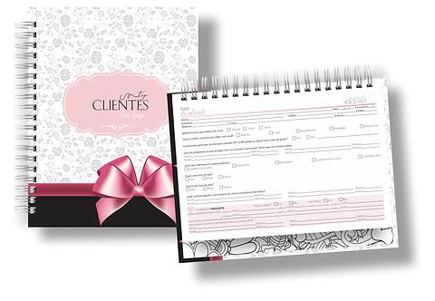 Arquivo digital Caderno Perfil de clientes e pedidos