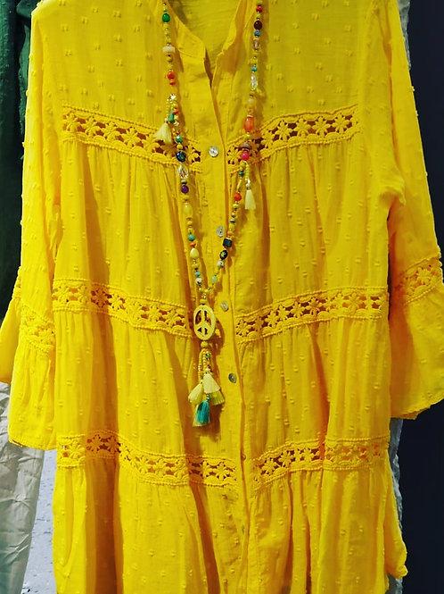 Tunika-Kleid Boheme