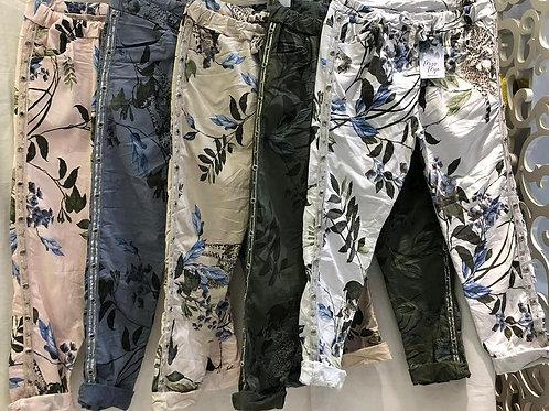 Hosen mit Muster