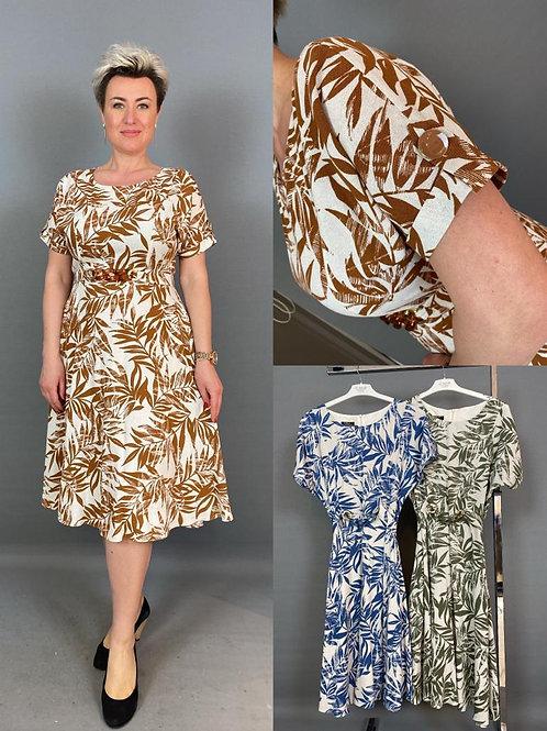 Elegante Kleidern aus Leinen