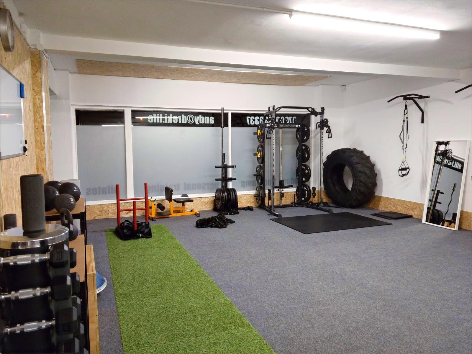 Training Zone 1