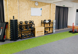 Training Zone 9