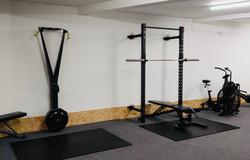 Training Zone 8