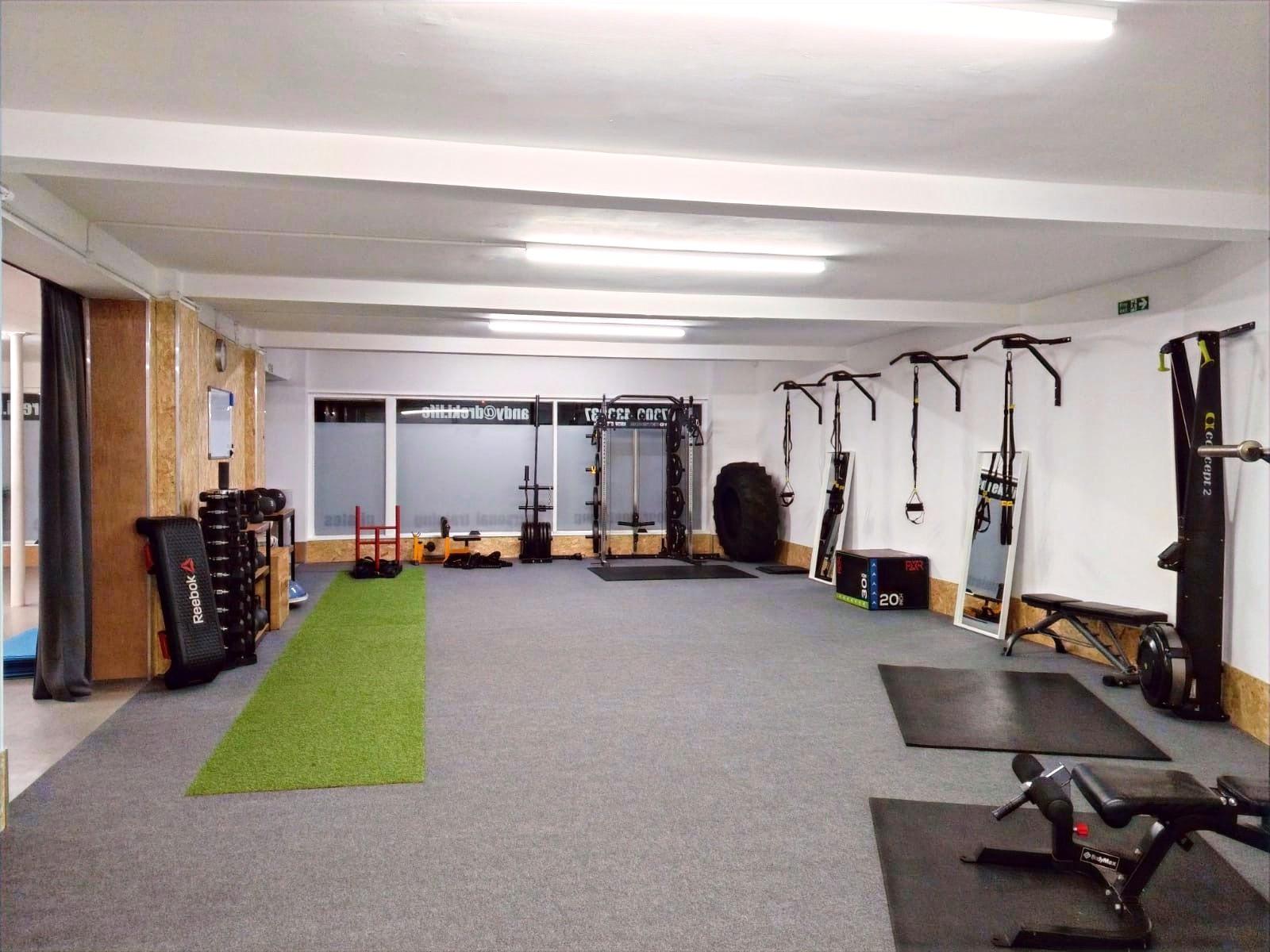 Training Zone 3