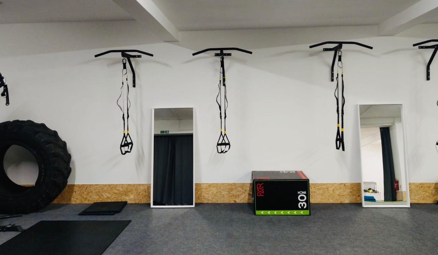 Training Zone 5