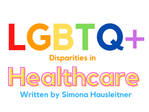 LGBTQ+ Disparities in Healthcare