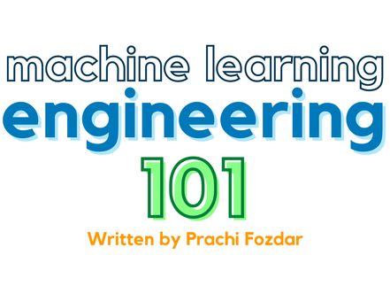 Machine Learning Engineering 101