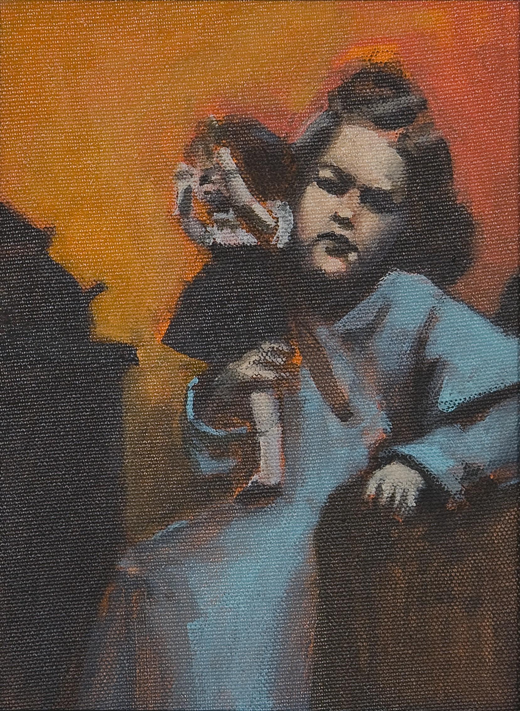 Anne & doll