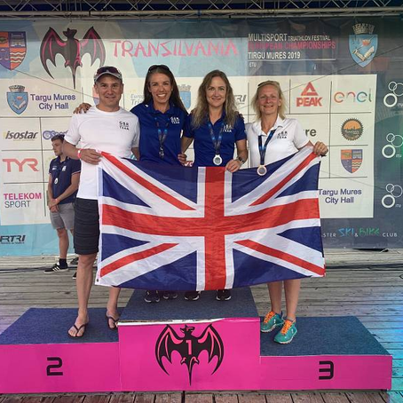 Four podium places for Do3 at the ETU Middle Distance Triathlon Championships