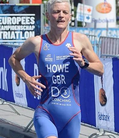 Kerp-Howe! - Do3's Howe becomes European age group triathlon champion