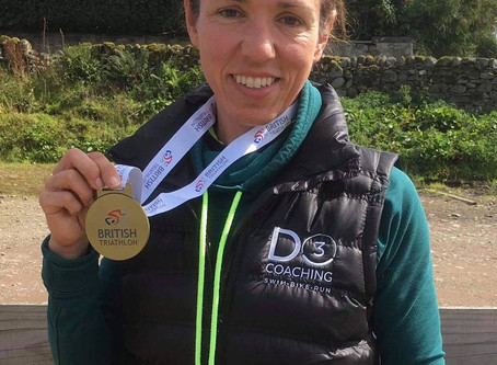 Do3's Corinne Moss bags Great British Champion title - Squad round up 17-18 August 2019