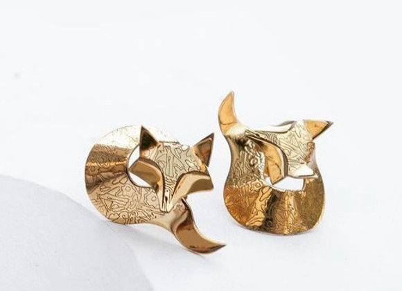 Aretes Coroto Oro