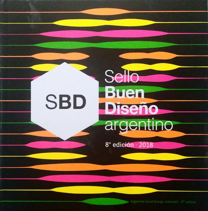 LIBRO SELLO BUEN DISEÑO ARGENTINO