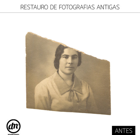 RESTAURO DE FOTOGRAFIAS ANTIGAS