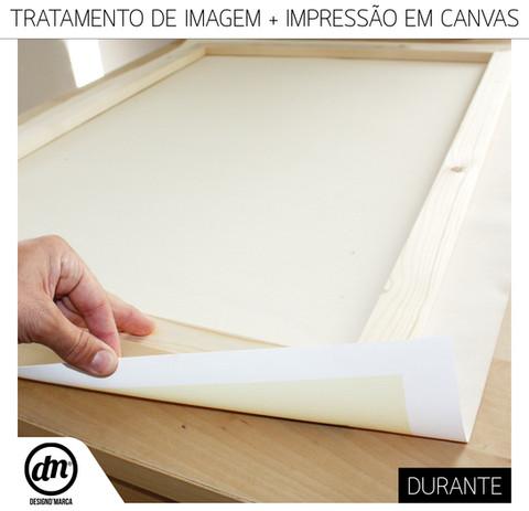 TRATAMENTO DE IMAGEM + IMPRESSÃO