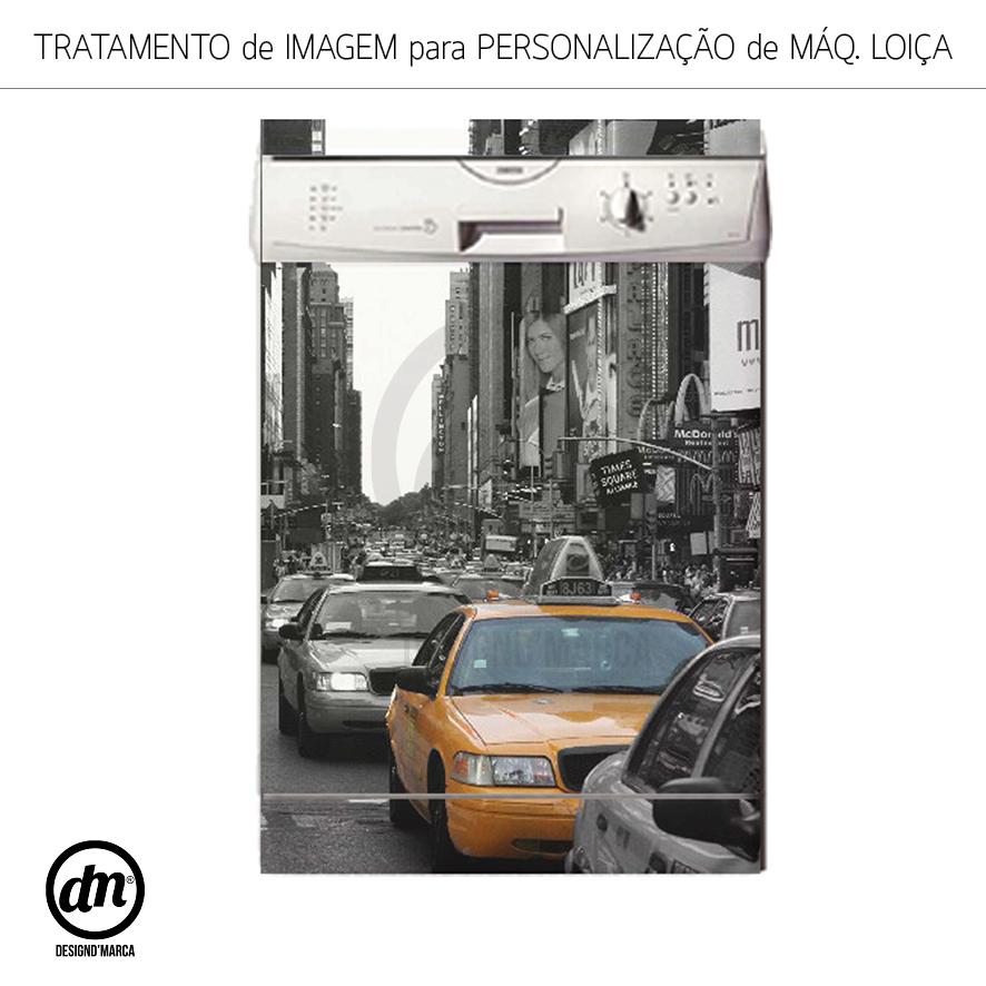 TRATAMENTO DE IMAGEM PARA PERSONALIZAÇÃO DE MÁQUINA DE LAVAR LOIÇA