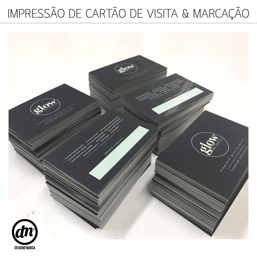 IMPRESSÃO DE CARTÃO DE VISITA