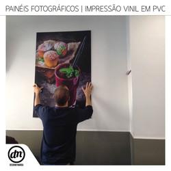 PAINÉIS FOTOGRÁFICOS PARA PASTELARIA