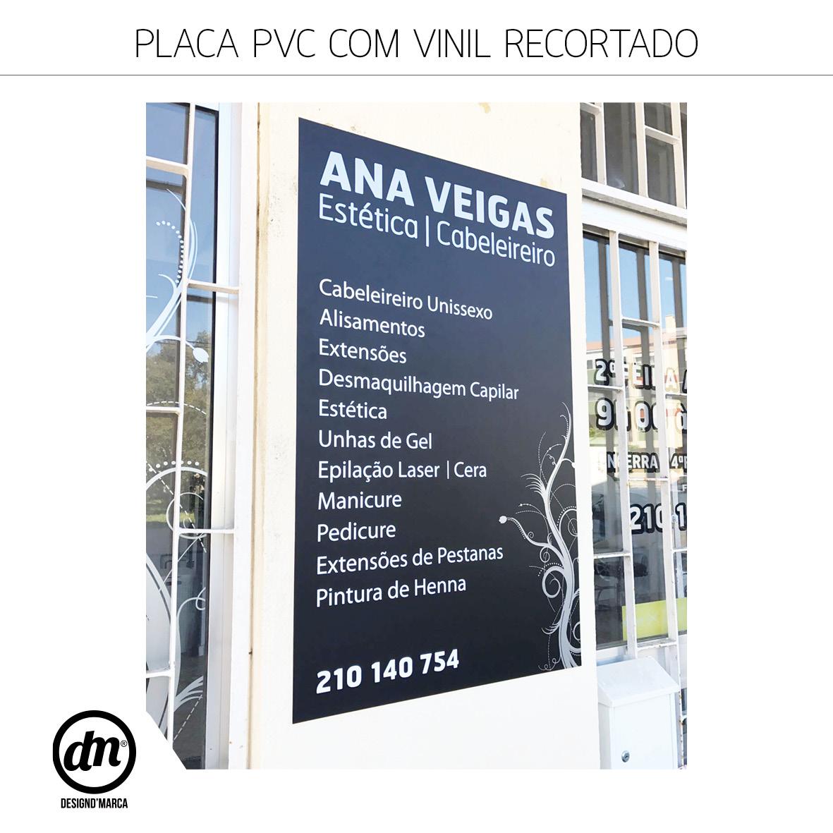 Produção de Placa PVC