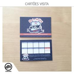 Cartão de Visita & de Marcação