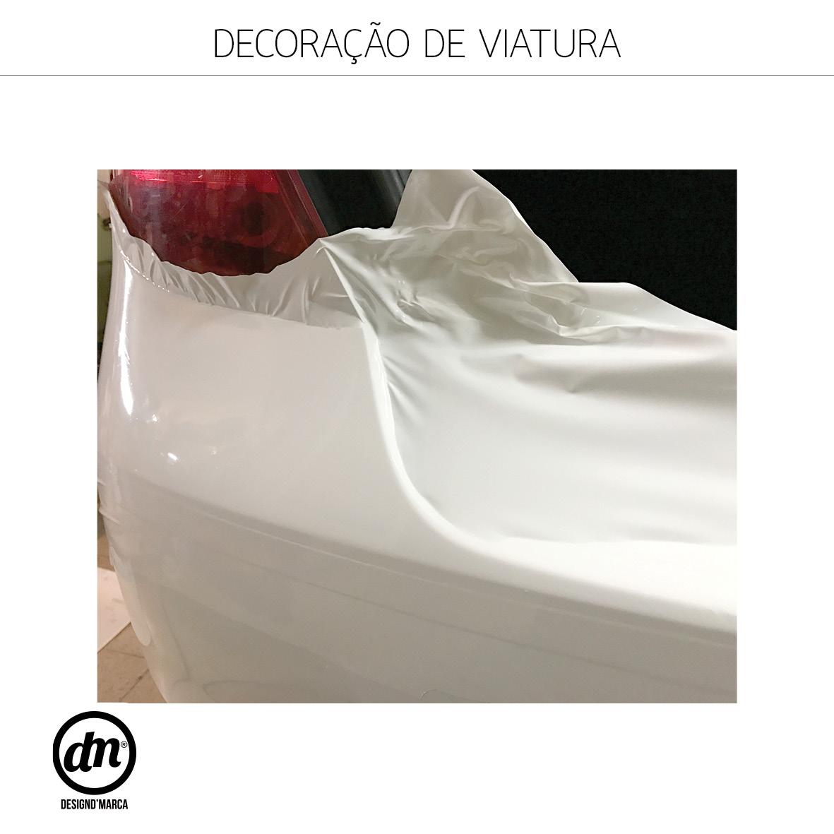 DECORAÇÃO DE VIATURA