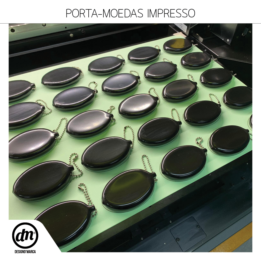 Porta-Moedas Impresso