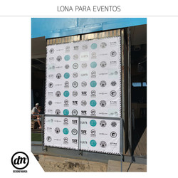 IMPRESSÃO DE LONA DE FUNDO PARA EVENTOS
