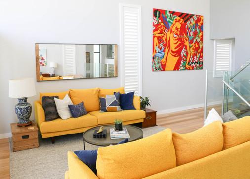 seaforth modern mid-century sitting room