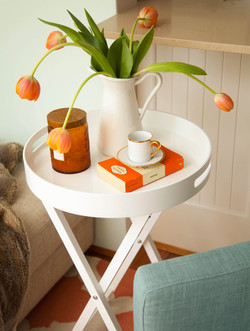 manly living room side table
