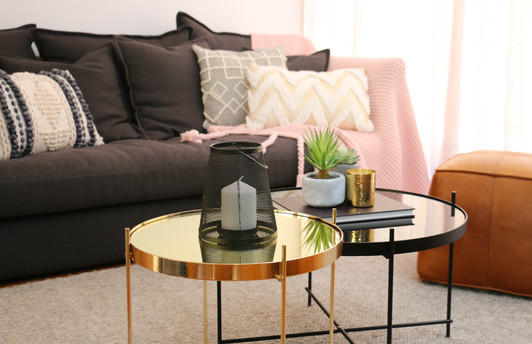 manly modern industrial living room coffee tables