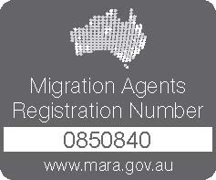 Using a MARA registered Migration Agent