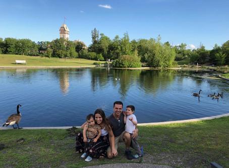 Visita Exploratoria Sebastian y Jennifer Vagnenkos