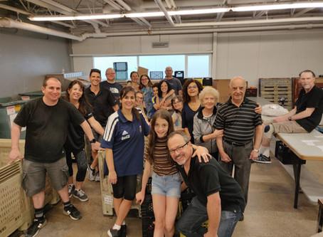AMA colabora con Winnipeg Harvest