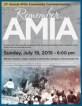 AMA conmemoro el 21 aniversario del atentado a la AMIA