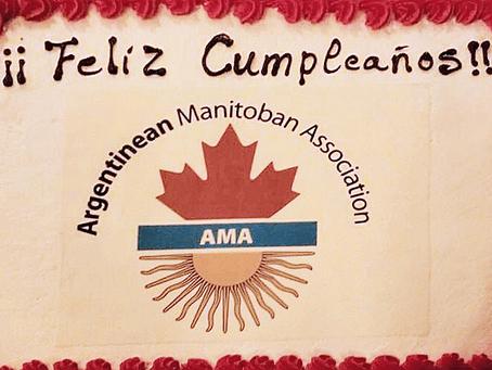 Cumpleaños de AMA