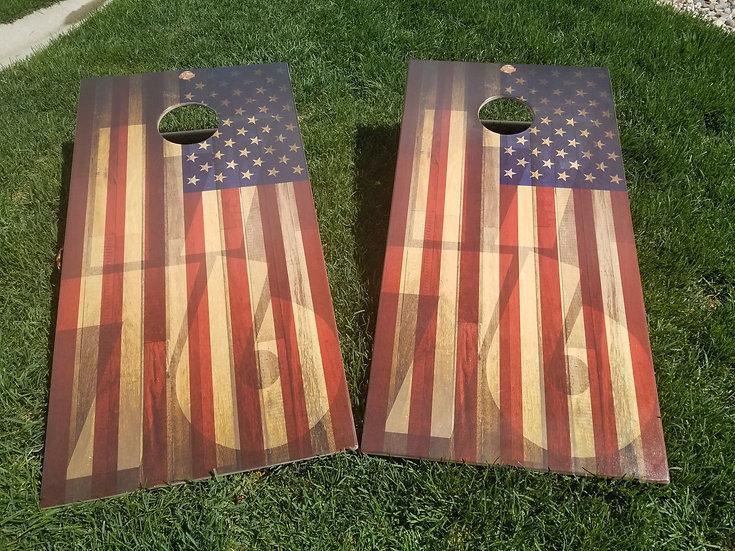 American Flag 1776