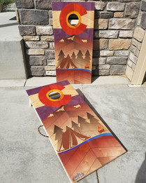 Camping Boards