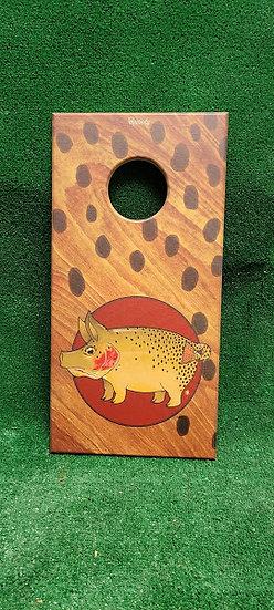 Pig Cutthroat Trout