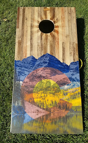 Colorado Sunburst