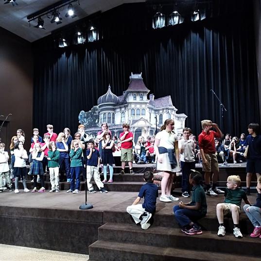 Elementary Music & Drama