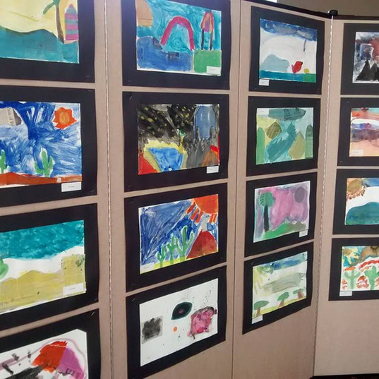 Winter & Spring Art Shows