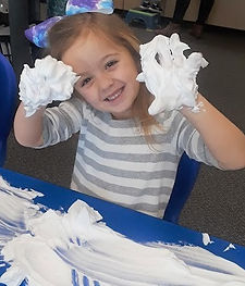 shaving cream preschool student.jpg