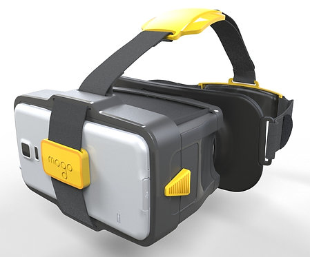 MOGO Premium - black/yellow (V1B)