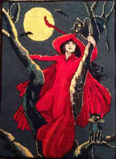 Little Red Witch
