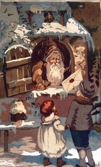 Postcard from Santa
