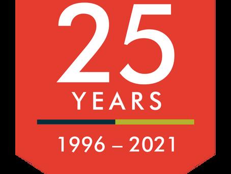 HIG Celebrates 25 Years of Operation