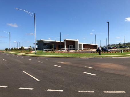 HIG at QANTAS Flying School Opening