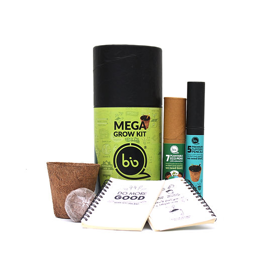 Mega grow kit (premium)