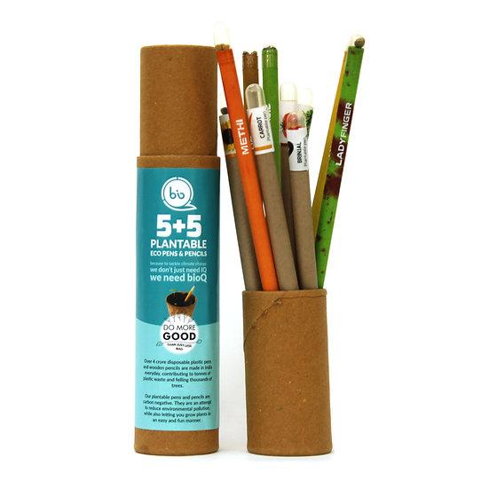Seed pen + pencil (5+5)